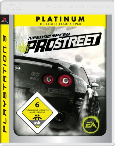 NEED FOR SPEED PROSTREET [PLATINUM] [IMPORT ALLEMAND] [JEU PS3]