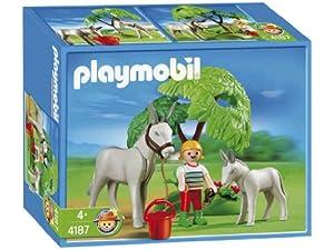 Playmobil - 4187 - Ane avec Anon