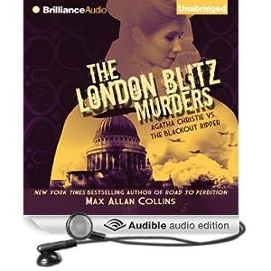 The London Blitz Murders: Disaster Series, Book 5 (Unabridged)