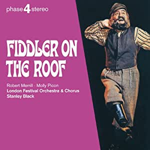 Fiddler On The Roof (1968 Studio Cast)