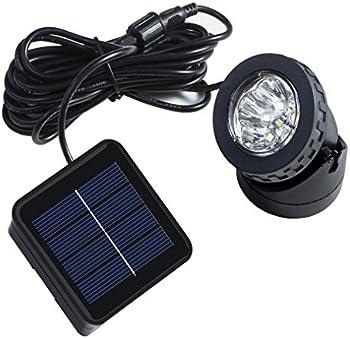 RockBirds SL006-2 Solar Powered LED Spotlight