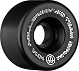 Rollerbones Team Logo 101A Recreational Roller Skate Wheels (Set of 8)