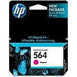 Hewlett Packard HP564 Magenta Ink Cartridge
