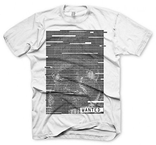 WATCH DOGS - WANTED - OFFICIAL MENS T SHIRT
