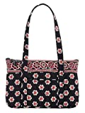 Vera Bradley Betsy Bag Pirouette Handbag Purse