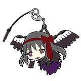 劇場版 魔法少女まどか☆マギカ [新編]叛逆の物語 悪魔ほむらつままれストラップ