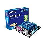 ASUS Atom Dual-Core D510/Intel NM10/A&V&GbE/Mini-ITX Motherboard AT5NM10-I