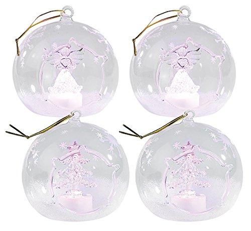 Lunartec-Mundgeblasene-LED-Glas-Ornamente-in-Kugelform-4er-Set