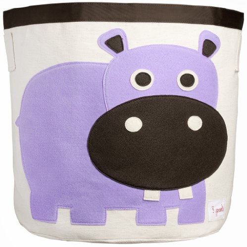 Buy Bargain 3 Sprouts Storage Bin, Hippo