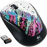 Logitech Wireless Mouse M325 (Celebration Black) (Color: Celebration Black)