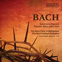 St. John Passion, BWV 245: Part 2 - No. 27. Recitative and Chorus