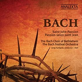 St. John Passion, BWV 245: Part 2 - No. 31. Recitative: Und neiget das Haupt