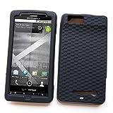 Motorola DROID X Xtreme MB810 (Verizon) Skin Case Protector Soft Silicone