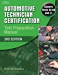 Automotive Technician Certification:...