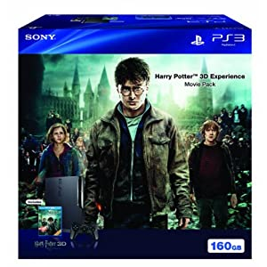 160 GB Harry Potter Bundle