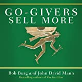 img - for Go-Givers Sell More (Your Coach in a Box) by Burg, Bob, Mann, John David(April 20, 2010) Audio CD book / textbook / text book