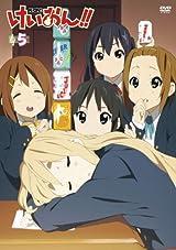 けいおん!!(第2期) 5 [DVD]