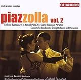 echange, troc  - Astor Piazzolla oeuvres Orchestrales (Integrale, Volume 2)