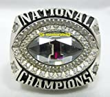 2011 Alabama Crimson Tide BCS National Championship Ring at Amazon.com