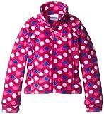 Columbia Little Girls  Benton Springs Printed Fleece Jacket