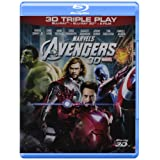 The Avengers (Blu-ray 3D + 2D + E-copy)di Robert Downey Jr.