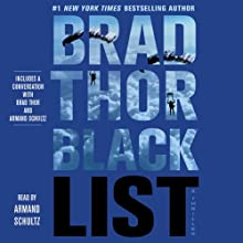 Black List: Scot Harvath, Book 11 (       UNABRIDGED) by Brad Thor Narrated by Armand Schultz
