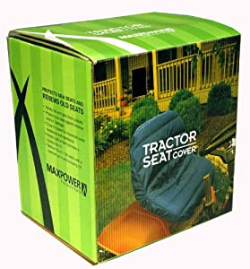 Maxpower 334550 Lawn Tractor Seat Cover from Rotary Corporation
