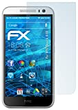 3 x atFoliX HTC Desire 616 Screen Protector - FX-Clear crystal clear
