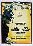 Chinatown Poster Movie Italian 11x17 Roman Polanski Jack Nicholson Faye Dunaway John Huston