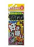 ささめ針(SASAME) X-007 ボウズノガレ好き嫌いナシ! 5号0.8