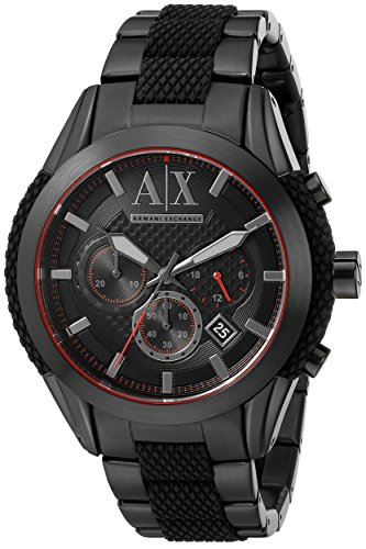 Armani-Exchange-Mens-AX1387-Stainless-Steel-Watch