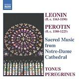 レオナン/ペロタン:ノートルダム楽派の音楽
