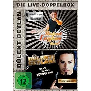Die Bülent Ceylan Live-Doppelbox