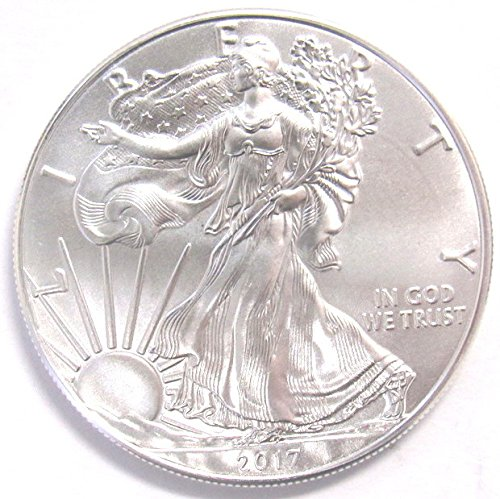 Buy 2017 Mint American Silver Eagle Now!