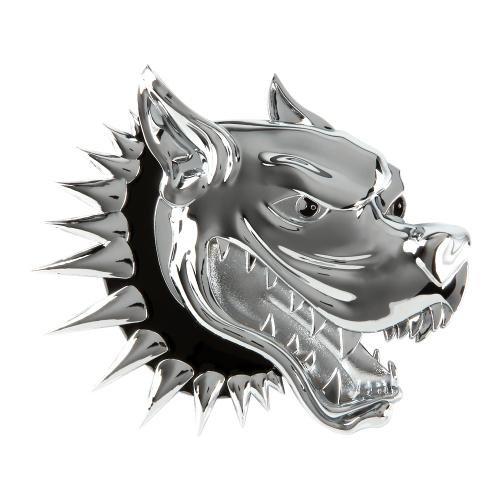 Bully Pilot Truck Pitbull Emblem (TT157) (Pitbull Car Emblem compare prices)