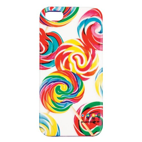 Dylan's Candy Bar iPhone 5 Cover - Multi Whirly Pops®