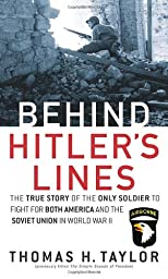 Behind Hitler&#39;s Lines