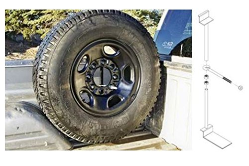 Titan Fuel Tanks 99 0133 0000 Spare Tire Assembly To Securely Mount Tire In Pickup Truck Bed (Spare Tire Fuel Tank compare prices)