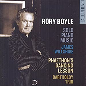 Boyle: Solo Piano Music And Phaethon's Dancing Lesson
