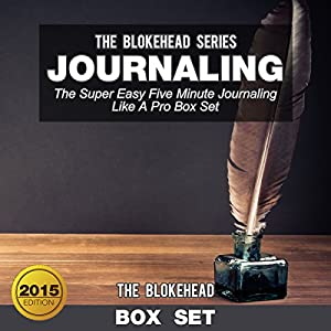 Journaling: The Super Easy Five Minute Journaling Like a Pro (Box Set) Audiobook