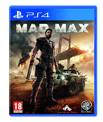Mad Max PS4 Pre-order Game. [Region 2] [Edizione: Regno Unito]