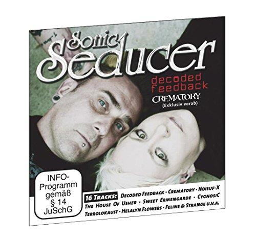 Sonic Seducer 04-2016 mit The 69 Eyes Titelstory + 2 CDs, darunter eine exkl. EP zum Album Universal Monsters von The 69 Eyes + CD mit exkl. Vorab-Song vom neuen Crematory Album Monument u.v.m.