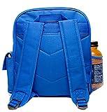 Blueberry Blue bird School Backpack