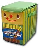 SnackiesカラーBOXハーフ チョコスティックGR