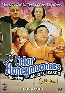 The Color Honeymooners - Collection 1 from Mpi Home Video