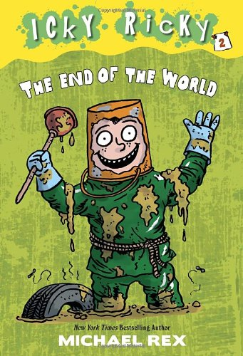 Icky Ricky #2: The End Of The World (A Stepping Stone Book(Tm)) front-910010
