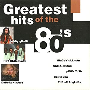 Funky Pop Songs (Compilation CD, 18 Tracks)