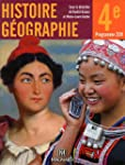 Histoire g�ographie 4e : Grand Format...