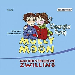 Molly Moon und der verlorene Zwilling Hörbuch