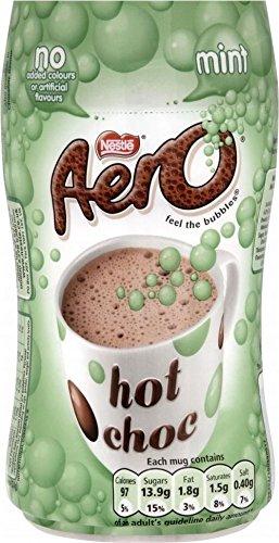 Nestle Aero Instant Minze Heißer Schokolade (288G)
